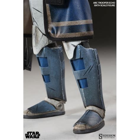 clone trooper wall display armor star wars arc clone trooper echo phase ii armor sixth