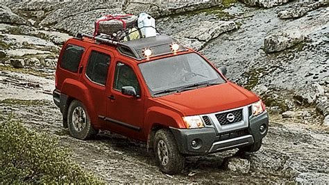 nissan xterra towing capacity towing