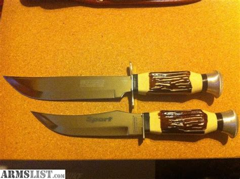 sharp knives for sale armslist for sale trade 2 tramontina stainless knives knifes and sharp 40 00
