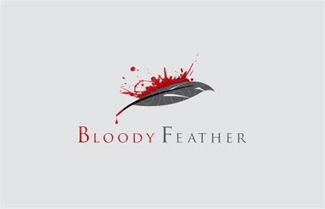 feather logo designs ideas examples design trends