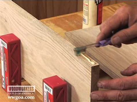 woodworking glue tips woodworking tips techniques joinery toothbrush glue