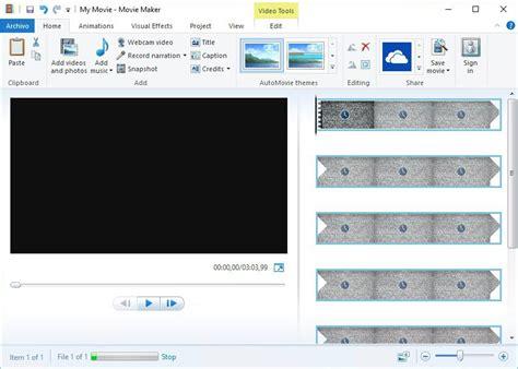 windows movie maker full version 64 bit windows movie maker para windows 7 en espa 241 ol y