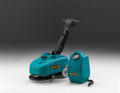 eureka floor scrubbing machines and sweepers