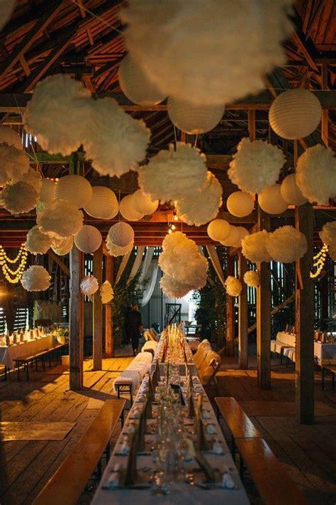 Stylish and Natural Swedish Wedding   Wedding Reception