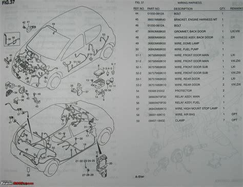 maruti wiring diagram wiring diagram