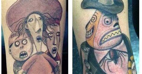 tattoo nightmares hollywood ca nightmare before christmas tattoos tattoos pinterest