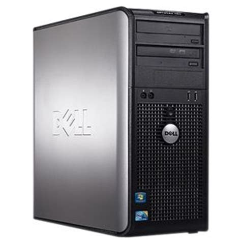 Cpu Windows 7 Pro Merk Dell Optiplex 380 Ram 2 Gb dell optiplex 380 desktop computer 2 duo e7500 2 93