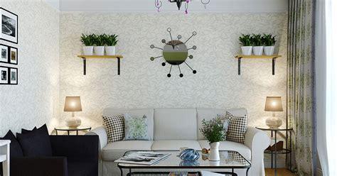 gambar hiasan dinding ruang tamu desainrumahnyacom