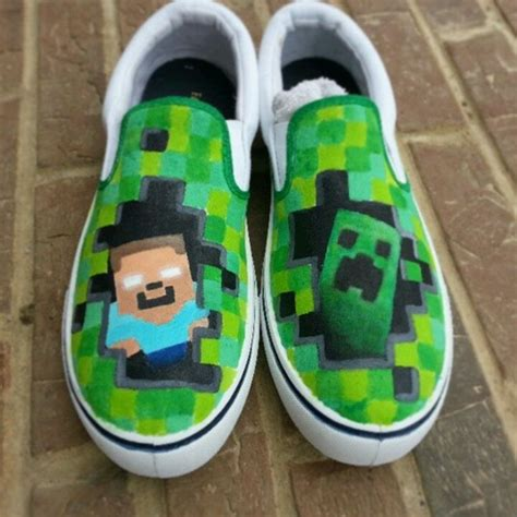 diy minecraft shoes the 25 best minecraft shoes ideas on the new