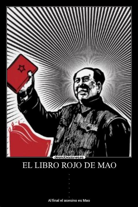 libro el libro rojo de el libro rojo de mao desmotivaciones