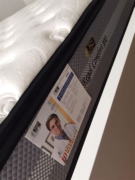 ikea bed frame warranty ikea bed frame and king koil mattress for sale secondhand my