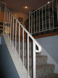 How To Replace A Banister by 1000 Images About New House On Metal Stair