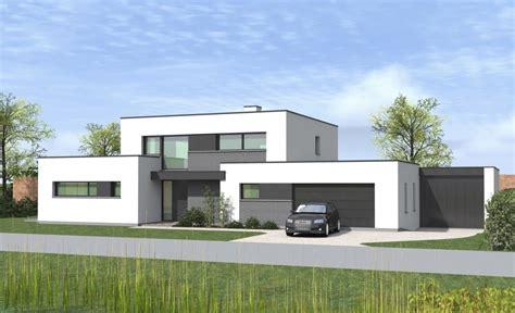 Maison Moderne Cubique by Maison Cubique Top Maison