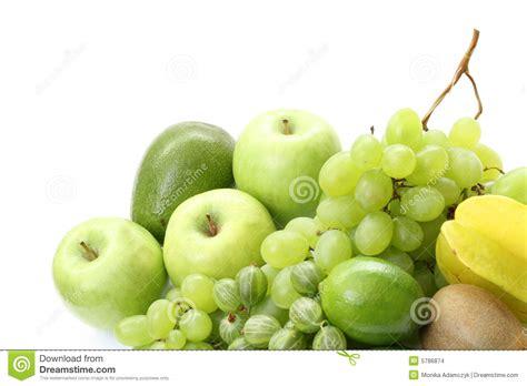 imagenes frutas verdes varias frutas verdes imagenes de archivo imagen 5786874