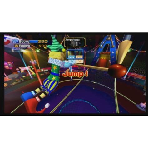 Wii Active Mat by Geekshive Active Magical Carnival With Mat