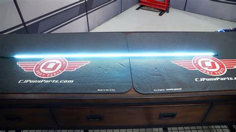 putco led tailgate light bar toyota tacoma putco switchblade led tailgate light bar 48