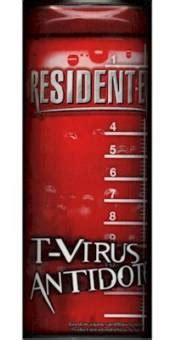 t virus energy drink resident evil t virus antidote energy drink minotaur