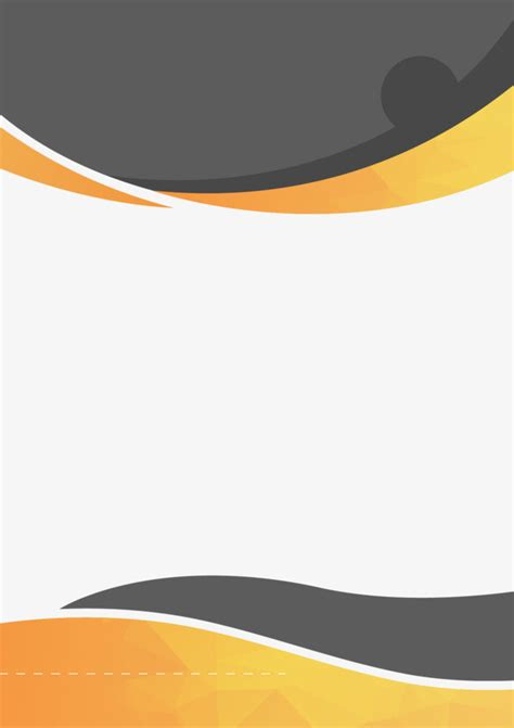 Flyer Border Templates Free business flyers vector border creative borders png and