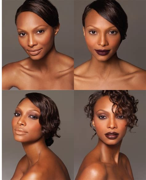 55 best Black Beauty images on Pinterest   Diy wedding makeup, Make up looks and Black beauty
