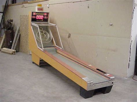 skee table for sale diy skeeball