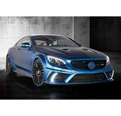 2015 Mercedes Benz S 63 AMG Coupe Mansory Diamond Edition