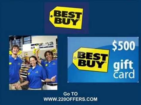 Free Best Buy Gift Cards - best buy 500 gift cards free best buy gift cards youtube