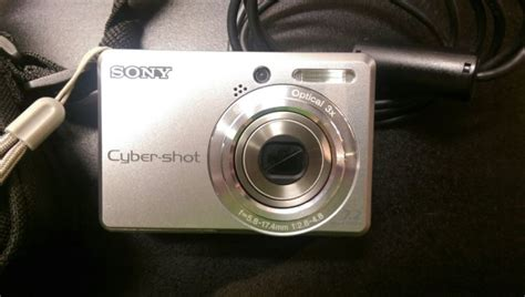 Kamera Sony Cyber 7 2 Mega Pixels sony cybershot 72 megapixel for sale in whitehall dublin