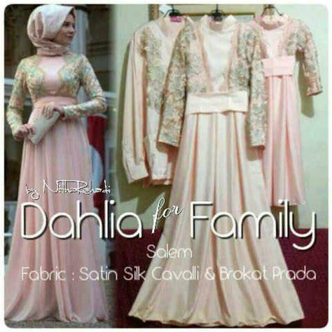Grosir Baju Baju Family 1578 butik tanah abang dress cantik gaun pesta murah design bild