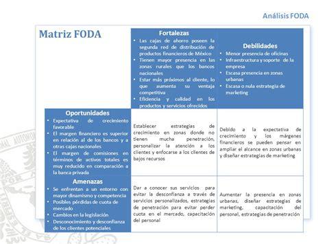 matriz foda presentacion fortalezas amenazas debilidades y oportunidades ppt