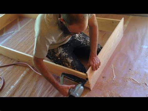 build  custom door jamb fouch  matic workshop