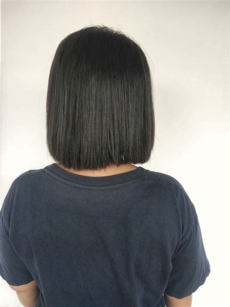 rear view black short haircuts for black women back view black hairstyles short bob haircuts back view