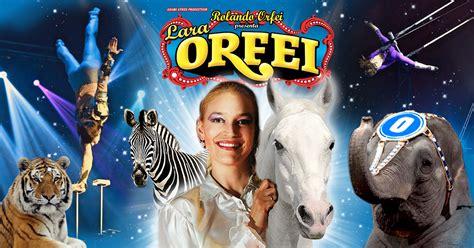 biglietto ingresso circo rinaldo orfei circo rolando orfei a lignano sabbiadoro dal 31 luglio