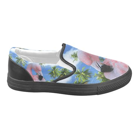 Sneakers Style Blink Canvas Sneakers Ledies Model 13 1 Vl flamingo and s slip on canvas shoes model 019 id d294431