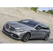 Sp&233cifications Techniques Mercedes Benz Classe CLS Shooting Brake