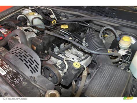 Jeep 4 0 Motor 1997 Jeep Grand Laredo 4 0 Liter Ohv 12 Valve