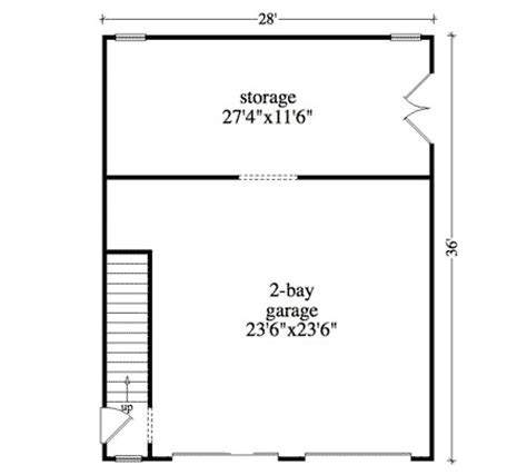detached garage floor plans detached garage plan with office 29867rl 2nd floor