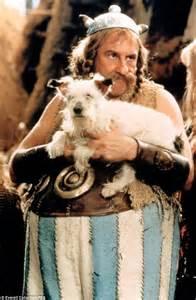 gerard depardieu latest film gerard depardieu gives obelix a run for his money on death