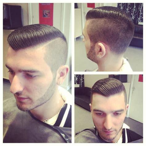 Pomade Undercut undercut barbershop