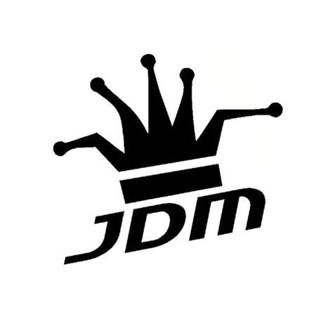 Dijamin Stiker Mobil Jdm Drift King Sticker Cutting Kaca sticker king kamos sticker