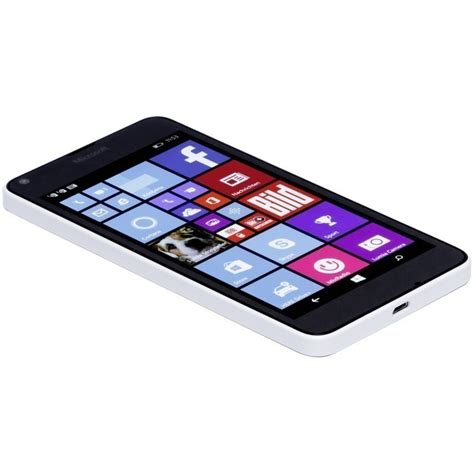 microsoft lumia 640 lte white smartphones photopoint