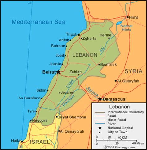 middle east map lebanon middle east maps lebanon map world middle east gps