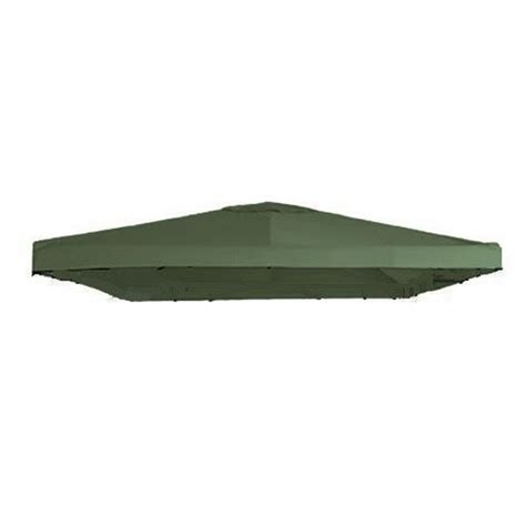 10 X 10 Universal Replacement Canopy Two Tiered by Garden Winds Universal 10 X10 Single Tiered Replacement