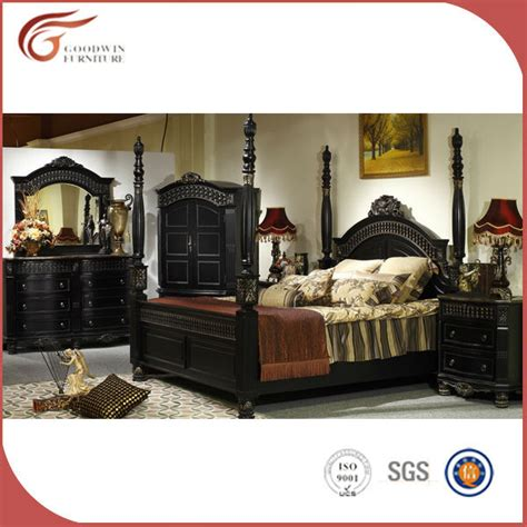 Black Solid Wood Bedroom Furniture by 100 Carved Solid Wood Furniture For Bedroom Black