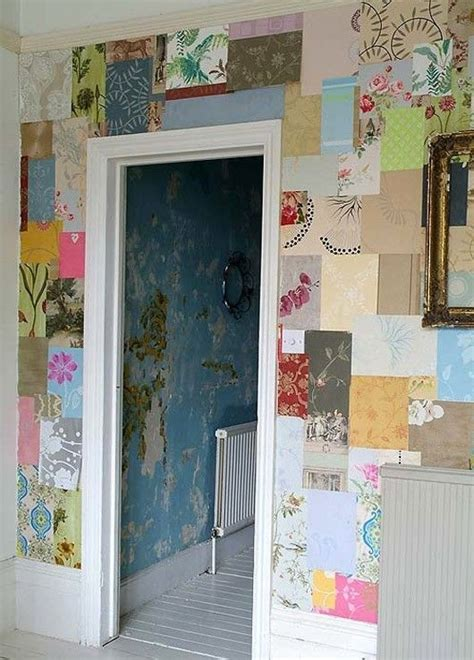 Patchwork Wall - patchwork wall awesome ideas