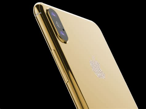 24k gold iphone 8 is already up for pre order gizbot news