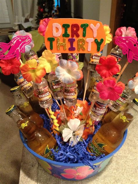 party themes dirty dirty thirty hawaiian style my dirty 30 birthday party