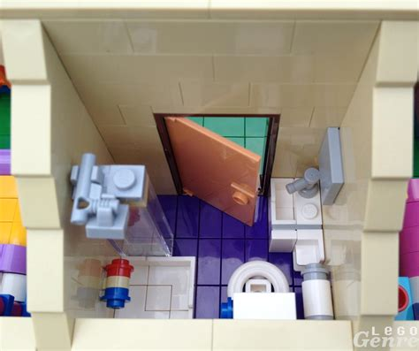 simpsons bathroom simpson archives legogenre