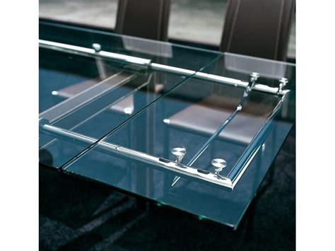 tavoli in vetro e acciaio tavolo acciaio e vetro produzione