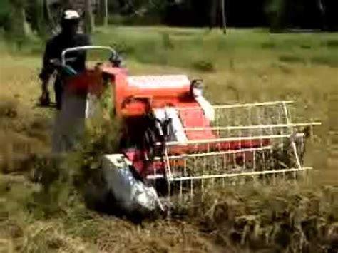 Mesin Zaaga mesin pemanen padi futata terbaru canggih otomatis