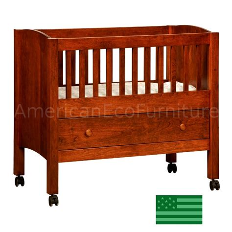 made in america baby cribs bassinets amish baby
